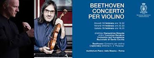 teatro concerto per violino 15.02.2020