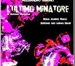 """Photo of Artemia Off – 2020: si conclude la rassegna teatrale con lo spettacolo """"L'Ultimo Minatore"""""""