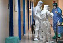coronavirus reparto ospedale (foto web)