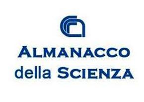 Almanacco della Scienza Cnr - logo