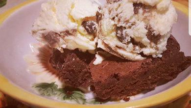 Photo of Io lo faccio così… Brownie al caffè con gelato