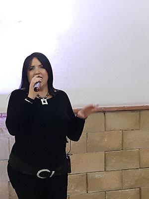 spettacolo Francesca Bevilacqua 2019