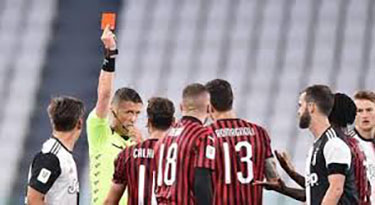 Photo of Coppa Italia – Sos cercasi arbitro non teleguidato