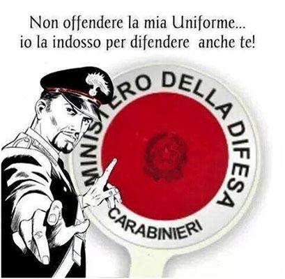 Carabinieri - uniforme
