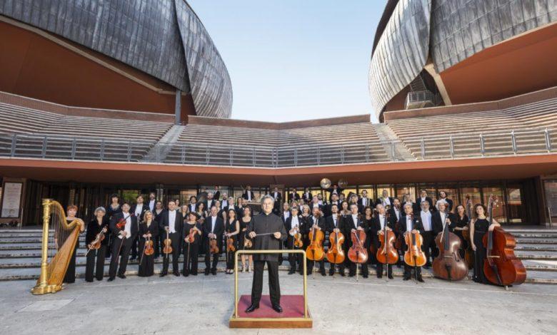 Teatro - Pappano - Cavea Nona Beethoven luglio 2020