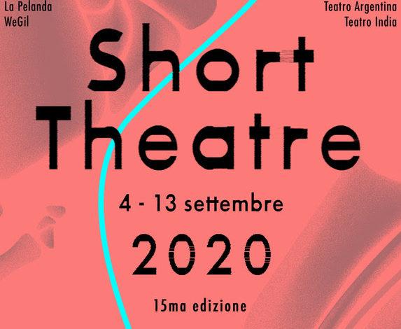 spettacolo - Short theatre 2020, locandina