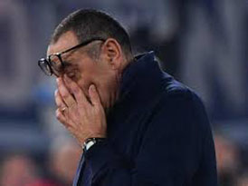 Photo of Calcio Serie A – Sarri silurato troppo tardi!