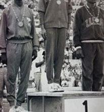 Photo of Livio Berruti e le Olimpiadi del 1960