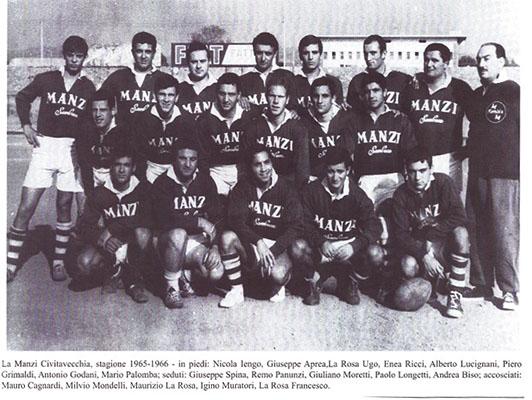 Rugby Civitavecchia 1965-66