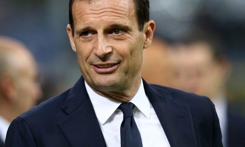 calcio Massimiliano Allegri (foto web)