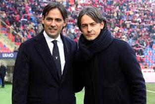 calcio - Simone e Filippo Inzaghi (foto web)calcio - Simone e Filippo Inzaghi (foto web)