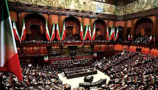 parlamento-italiano (foto web)
