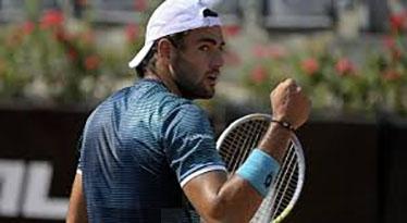 tennis - Berrettini roma 18.09.2020 (foto web)