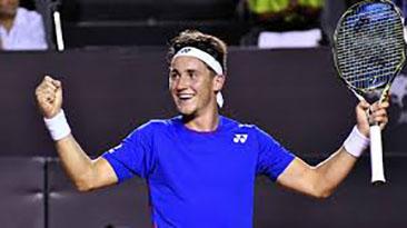 Photo of 77^ edizione dei Campionati Internazionali d'Italia di Tennis. Il norvegese Ruud gela Berrettini