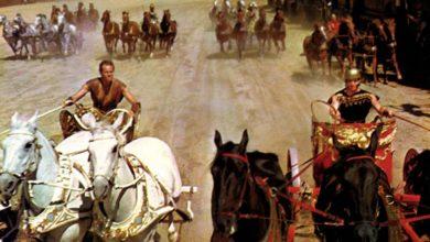 Photo of Ben-Hur.