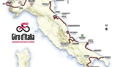 Photo of Ciclismo: Giro d'Italia,  si parte dalla Sicilia.