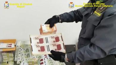 Photo of Napoli, sequestrata stamperia di banconote false. Quattro gli arresti