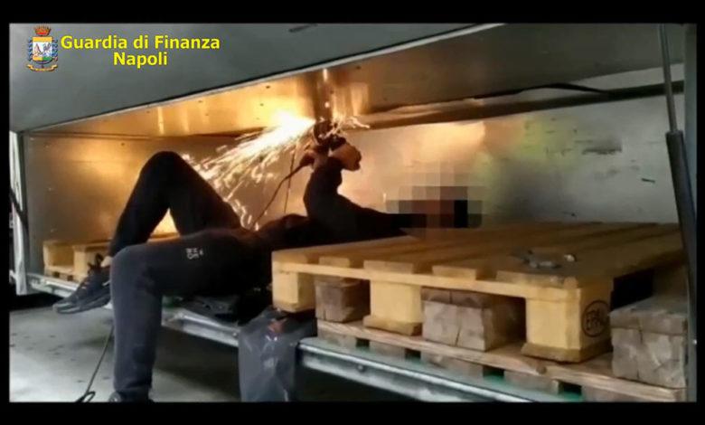 Sottratti Alla Criminalita Organizzata 130 Chili Di Hashish 2 Arresti Attualita It