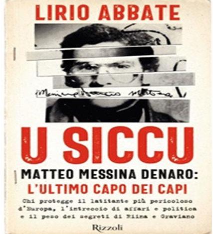 Lirio Abbate - U siccu - copertina