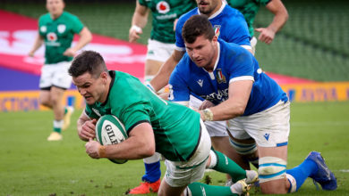 Photo of Rugby Six Nations 2020 – Quarta giornata Irlanda-Italia 50-17