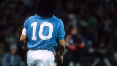 Photo of Maradona, El Diez
