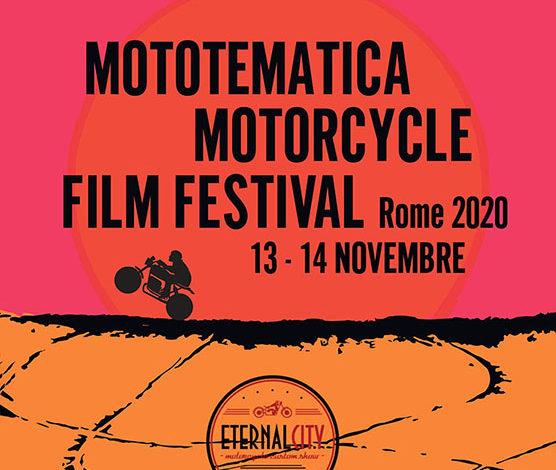 mototematica MotorcYcle Film Festival Roma 2020