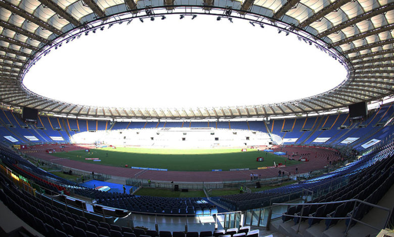 Stadio Olimpico (foto web di Giancarlo Colombo/A.G.Giancarlo Colombo)