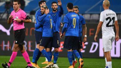 Photo of Calcio – Amichevole Italia-Estonia 4-0