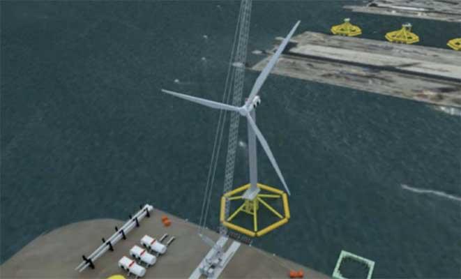fondazioni eoliche galleggianti (foto web)