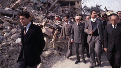 Photo of 23 novembre 1980: il terremoto dell'Irpinia