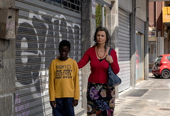 cinema-Ibrahima e Loren la vita davanti a se