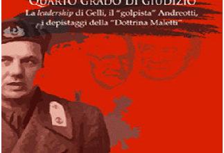 il golpe borghese - Mazza - copertina