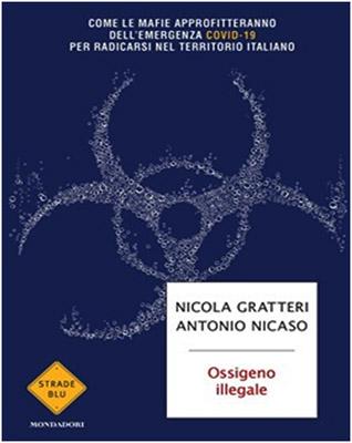 ossigeno illegale - gratteri -copertina