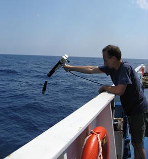 Riscaldamento record oceani 2020 (foto INGV-ENEA)