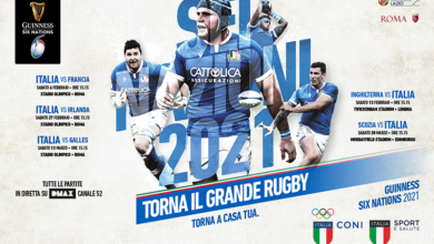 Photo of Rugby Guinness Six Nations 2021, si comincia