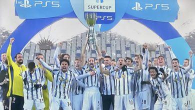 Photo of La Juventus batte il Napoli e vince la Supercoppa Italiana