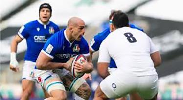 Photo of Rugby Sei Nazioni 2021. L'Italrugby sconfitta dall'Inghilterra.