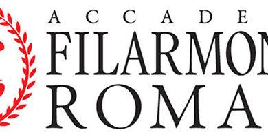 accademia filarmonica romana - logo