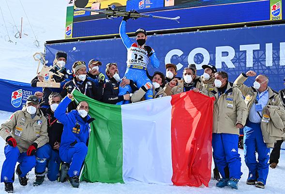 sci De Aliprandini Cortina 2021 (PHOTO ELVIS)