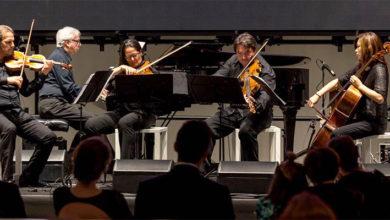 Leandro Piccioni e Quartetto Pessoa