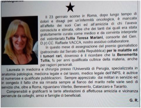 Tullia Teresa Mariani-Vacca