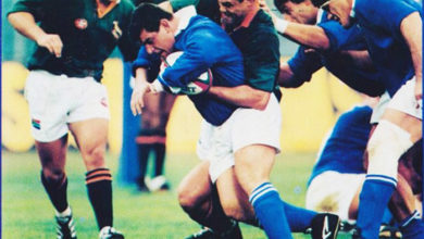 Photo of RUGBY – Ciao, Maus