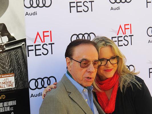 cinema-Peter Bogdanovich, Beatrice Welles