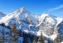 clima - neve montagna