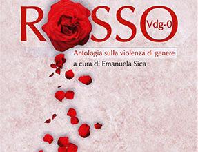 rosso antologia sulla violenza genere - emanuela sica - copertina