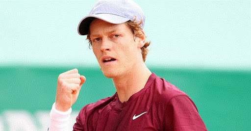 tennis Sinner barcellona 2021 - (foto web)