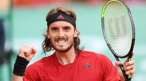 tennis Tsitsipas 2021(foto web)