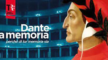 Dante Teatro Roma 2021