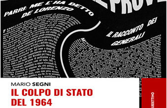 Il colpo di stato 1964 - mario segni - copertina