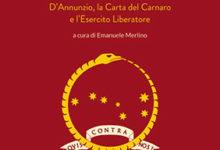 La sola ragione di vivere, Gabriele D'Annunzio, copertina